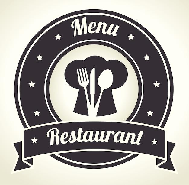 Conception du restaurant.