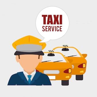 Conception du service de taxi