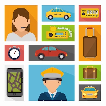 Conception du service de transport