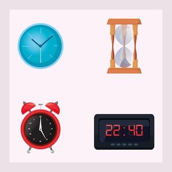 Conception du temps et des horloges
