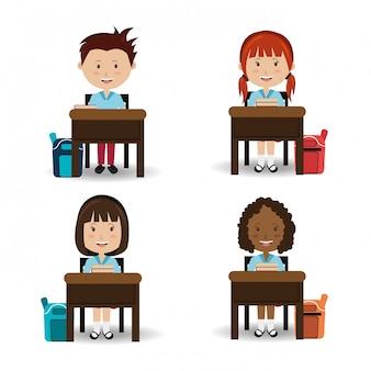 Conception de l'école.