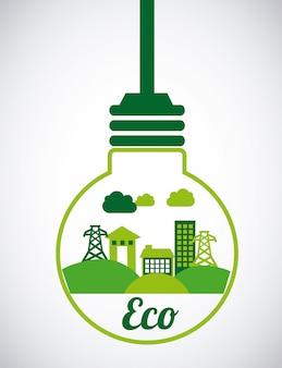 Conception de l'écologie.