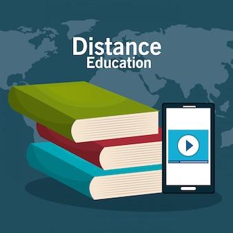 Conception de l'éducation à distance