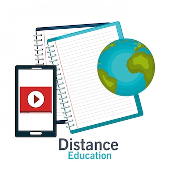 Conception de l'éducation à distance