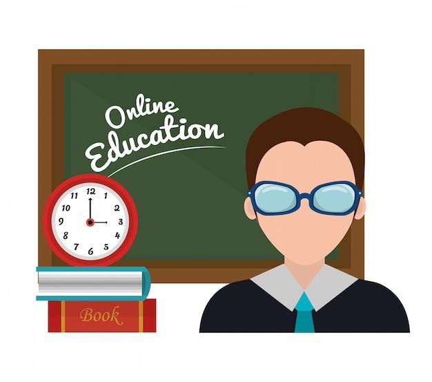 Conception de l'éducation en ligne