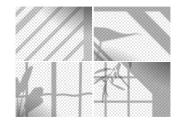 Conception d'effet de superposition d'ombres transparentes