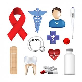 La conception des éléments médicaux