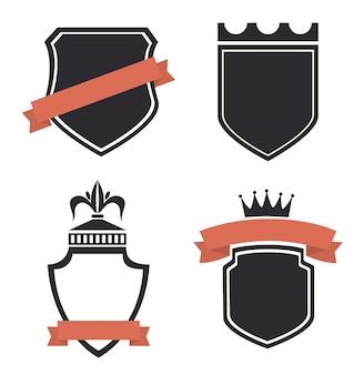 Conception de l'emblème