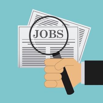 Conception des emplois