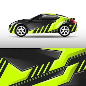 Conception d'enveloppe de voiture