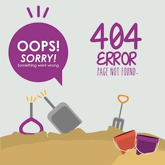 Conception d'erreur