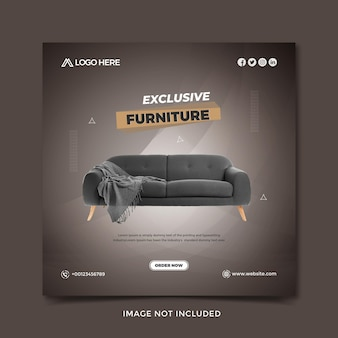 Conception exclusive de poteaux de meubles pour la vente