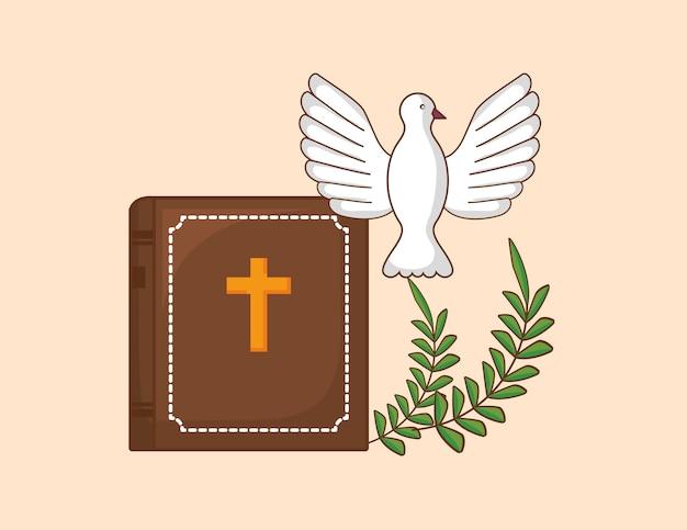 Conception de la fête de pâques