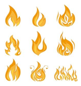 Conception de feu