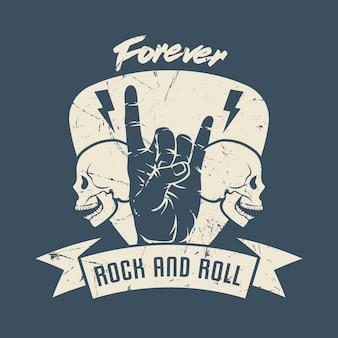 Conception de fille t-shirt rocker. série de conception de patch broderie étoile rock