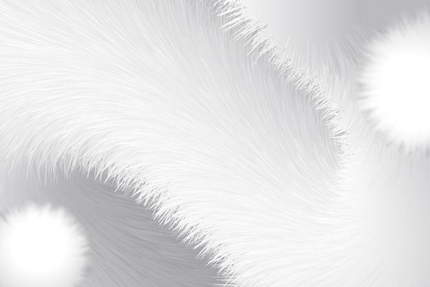 Conception de fond abstrait blanc