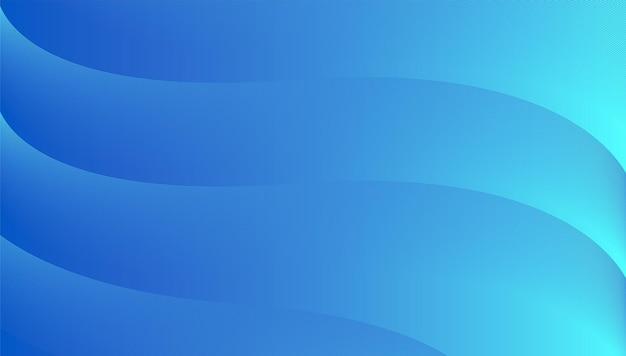 Conception de fond abstrait bleu