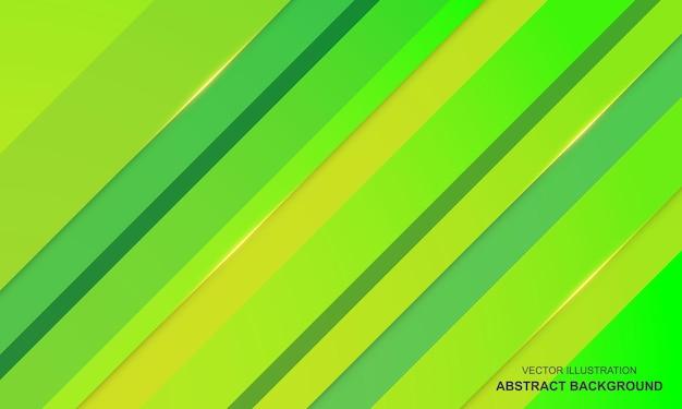 Conception de fond abstrait moderne dégradés colorés