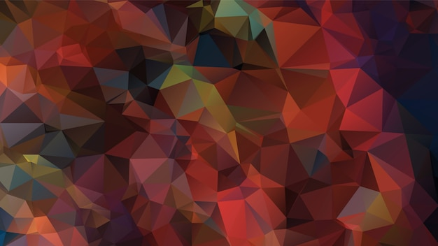 Conception de fond abstrait polygone, style origami géométrique avec dégradé