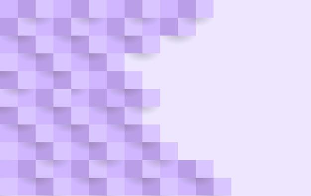 Conception de fond abstrait texture violet. papier 3d pour livre, affiche, flyer, couverture, site web, publicité. illustration vectorielle