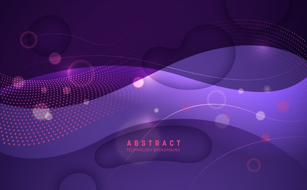 Conception de fond abstrait.