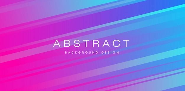 Conception de fond coloré abstrait