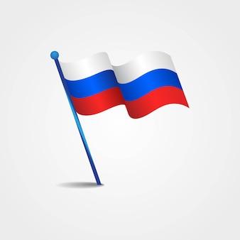 Conception De Fond De Jour De La Russie Vecteur Premium