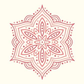 Conception de fond mandala