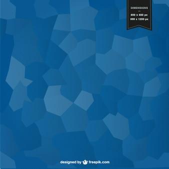 Conception de fond de mosaïque géométrique