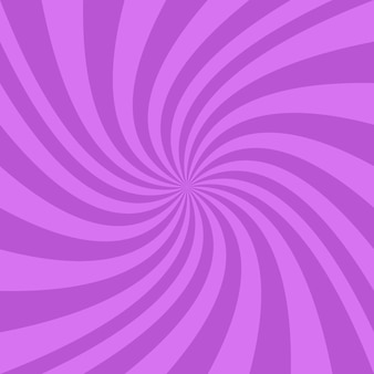 Conception de fond en spirale violette