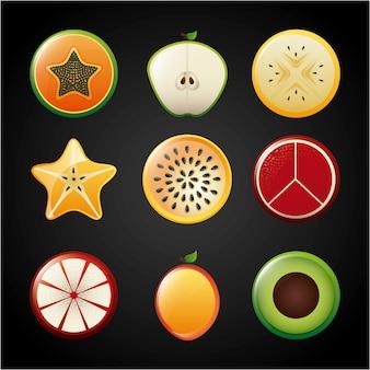 Conception de fruits