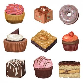 Conception de gâteaux