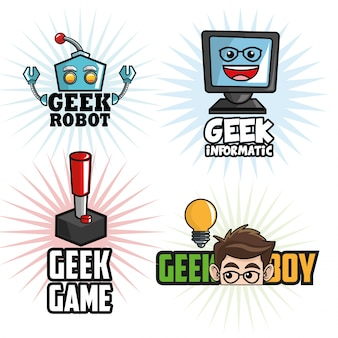 Conception de geek
