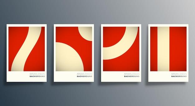 Conception géométrique abstraite pour flyer, affiche, couverture de brochure, arrière-plan, papier peint, typographie ou autres produits d'impression. illustration vectorielle.