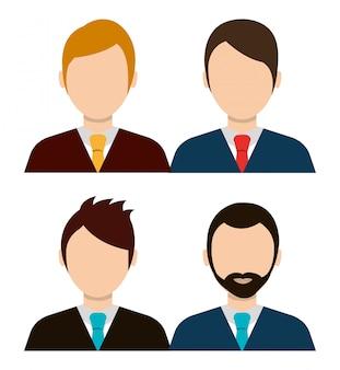 Conception de gestion d'entreprise