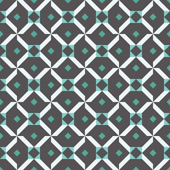 Conception graphique décoration abstraite seamless pattern