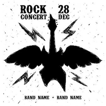 Conception de hard rock