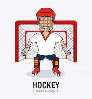 Conception de hockey