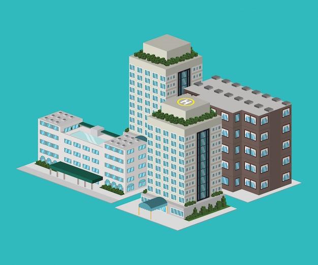 Conception de l'hôtel