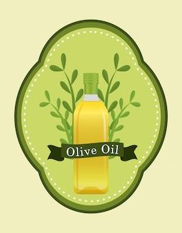 Conception à l'huile d'olive.
