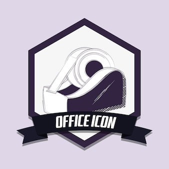 Conception d'icône de bureau