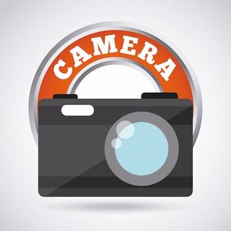 Conception d'icône de caméra