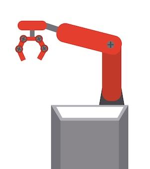 Conception d'icône de fabrication, illustration vectorielle illustration eps10
