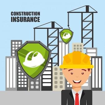 Conception d'icônes d'assurance