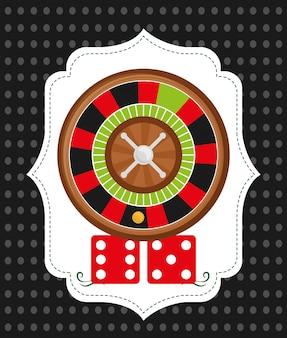Conception d'icônes de casino