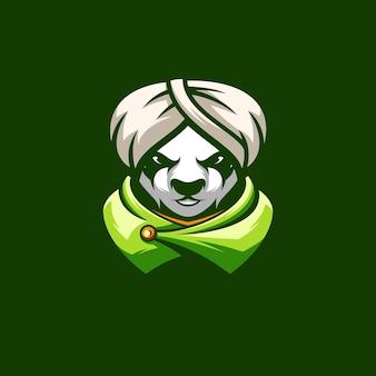 Conception d'illustration de panda