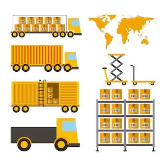 Conception d'importation et d'exportation