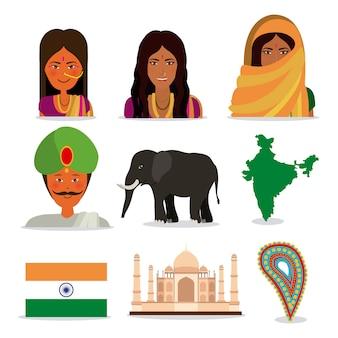 Conception de l'inde