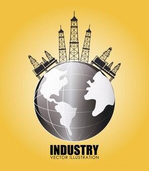 Conception de l'industrie