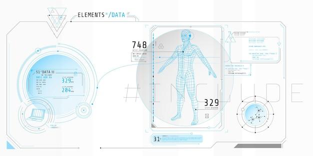 Conception d'une interface logicielle pour la protection, l'accès et la classification des données.